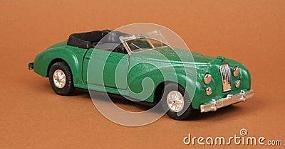 Vintage Convertible Coupe