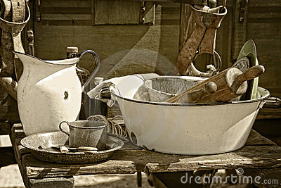 Vintage Cooking Utensils and Items