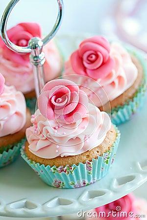 Free Vintage Cupcakes Stock Photo - 19382060