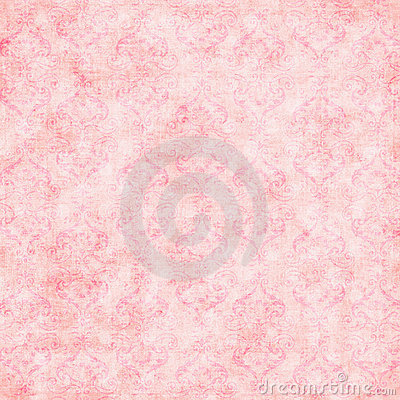 Free Vintage Damask Wallpaper Stock Images - 4338814