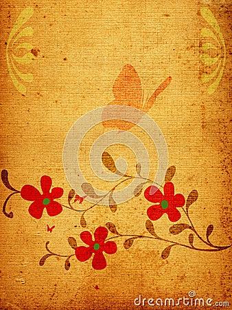 Free Vintage Deco Illustration Stock Photo - 1476590