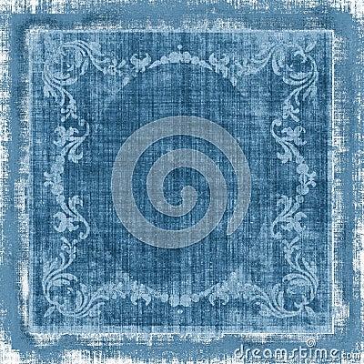 Vintage Decorative Fabric Grunge