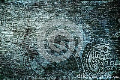 Vintage Denim Texture
