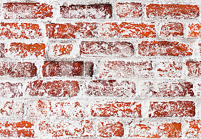 Vintage detailed brick wall texture