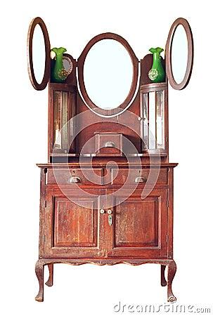 Free Vintage Dresser Royalty Free Stock Photo - 25870465
