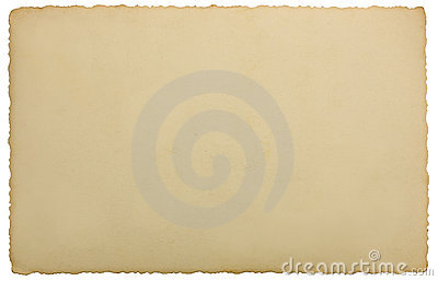 Vintage Edge Photo Background Texture Isolated