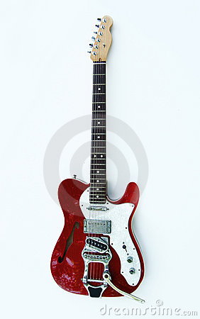 Vintage, electric guitar