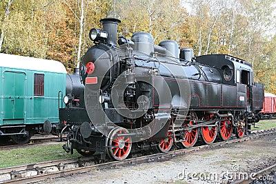 Vintage engine