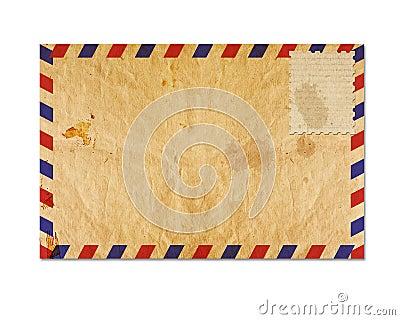 Vintage envelop
