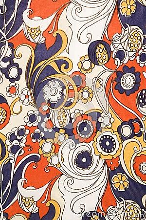Free Vintage Fabric Detail. Stock Photo - 2425570