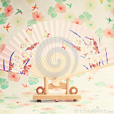 Free Vintage Fan Stock Photos - 42472293