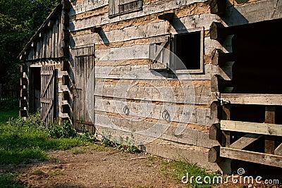 Vintage farm or ranch