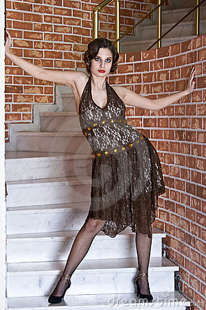 Free Vintage Fashion Stock Photography - 3207912