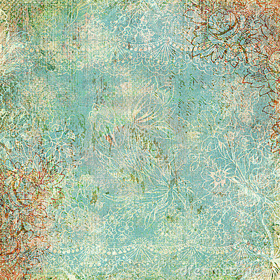 Free Vintage Floral Antique Background Theme Stock Image - 7293321
