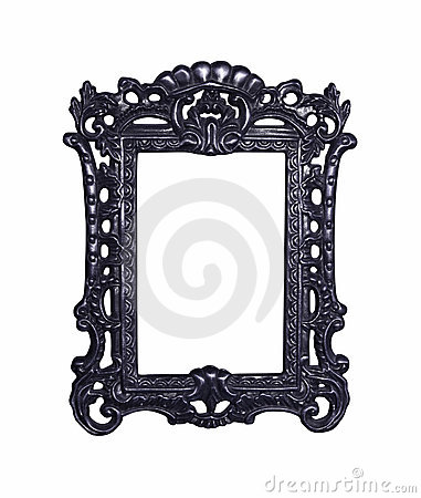 Free Vintage Frame With Clipping Path Stock Photo - 365830