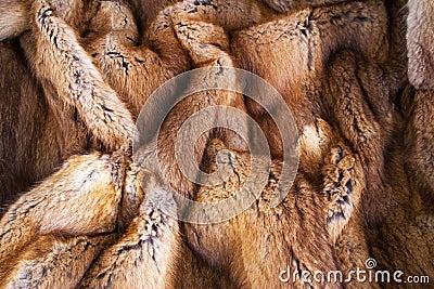 Vintage fur.