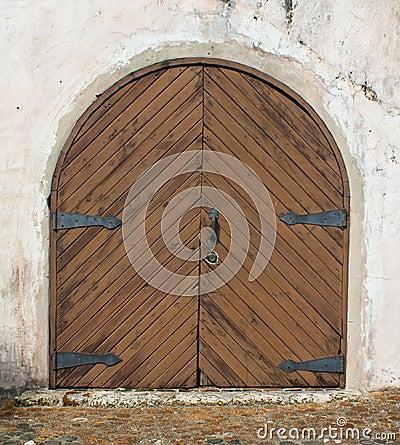 Vintage gate.