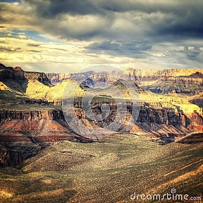 Vintage Grand Canyon