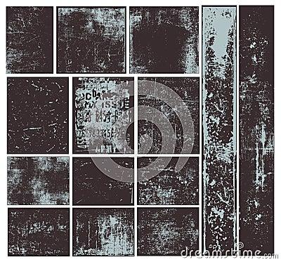 Vintage grunge overlay