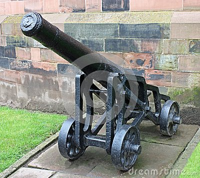 Vintage Heavy Cannon.