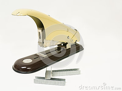 Vintage Heavy duty office stapler