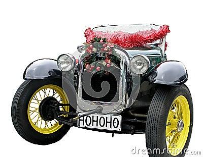 Vintage Ho Ho Ho
