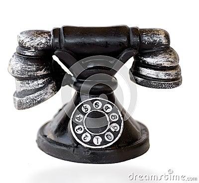 Vintage Iconic Telephone