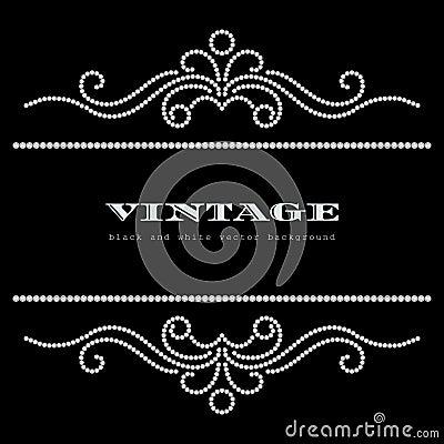 Free Vintage Jewelry Background Stock Image - 31378601