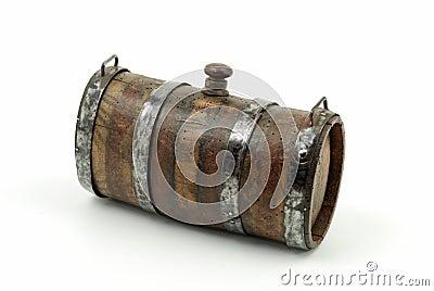 Vintage keg