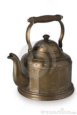 Free Vintage Kettle Royalty Free Stock Images - 3042149