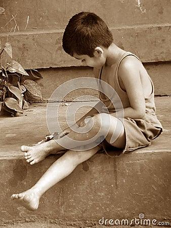 Vintage Kid