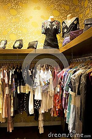 Brandy clothing store