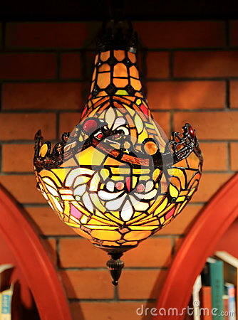 Free Vintage Light Lamp Indoor Lighting Stock Photo - 47997090