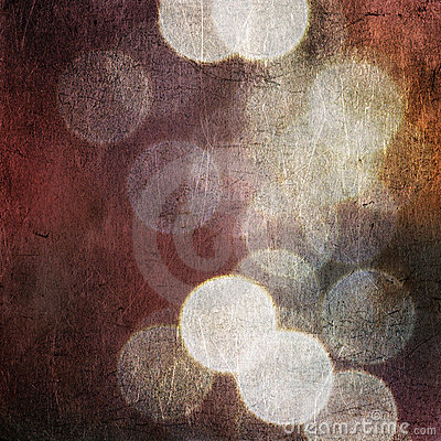 Vintage lights effect texture background