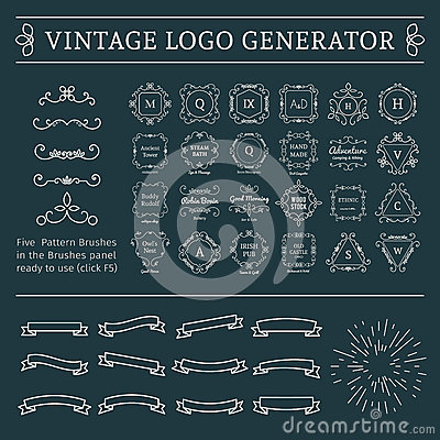 Images of Retro Logo Generator - #rock-cafe