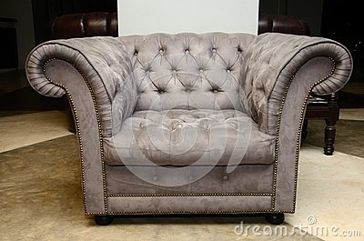 Vintage Luxury Arm Chair