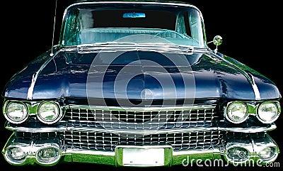 Vintage Luxury Automobile