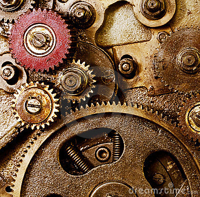 Free Vintage Mechanism Stock Photo - 16971400