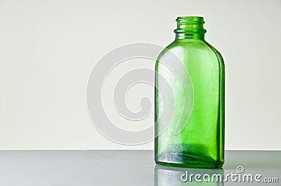 The Vintage Medicine Bottle