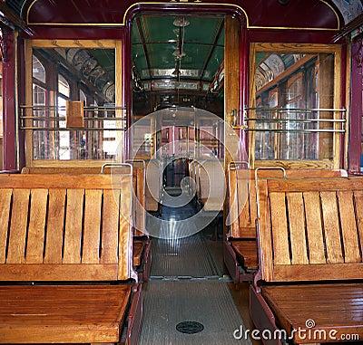 Vintage metro car