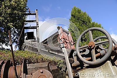 Vintage Mining Slough