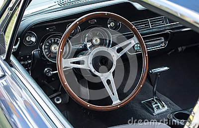 vintage motor sports car interior. Black Bedroom Furniture Sets. Home Design Ideas