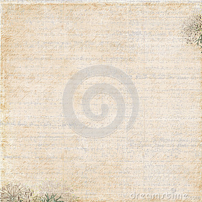 Free Vintage Music Text Grungy Background Stock Photo - 35986110