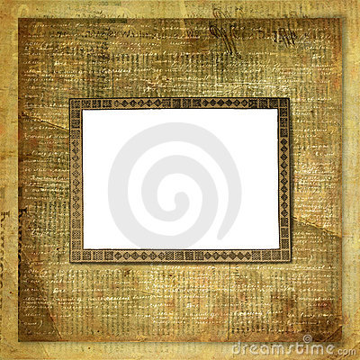 Vintage newspaper abstract background