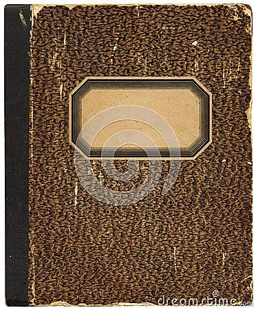 Vintage notebook/cookbook