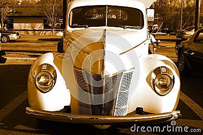 vintage old car antique