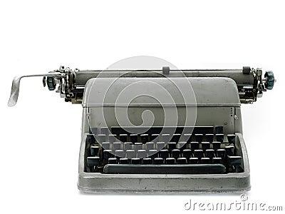 Vintage old type writer