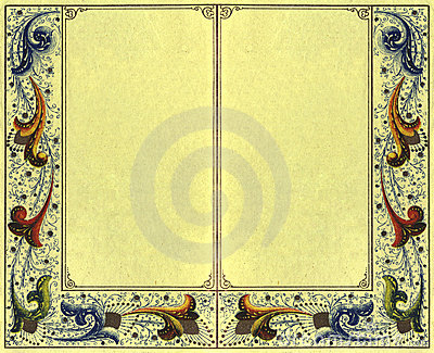 Vintage paper 1