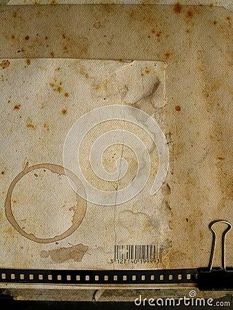 Free Vintage Paper Background Stock Image - 1501681