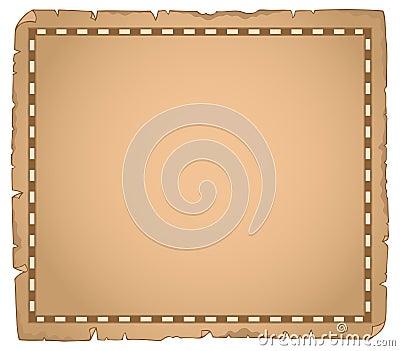 Vintage parchment image 3